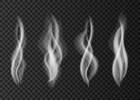 White gas image illustration