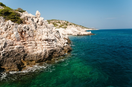 aquifer: Mediterranean sea