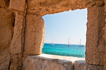 aquifer: Boats in the window