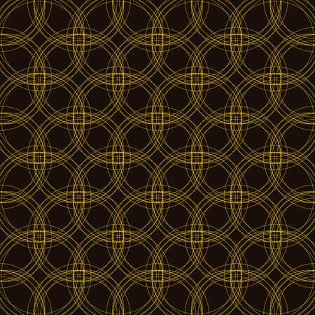 Decorative seamless pattern for decorating interiors, cosmetics and textile.