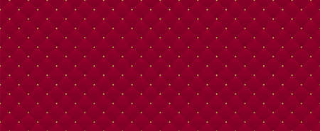 Deep burgundy seamless pattern. Can be used for premium royal party. Luxury leather texture with vintage leather wallpaper. Background for invitation card. Saturated royal dark red color backdrop