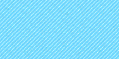 Lol doll vector background with stripes and polka dots. Cute light blue backdrop for decoration girly boy party. Paper design for little princess. Turquoise abstract pattern for kids invitation Illustration