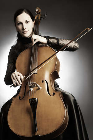 violines: El violonchelista violonchelo músico de instrumento musical clásica