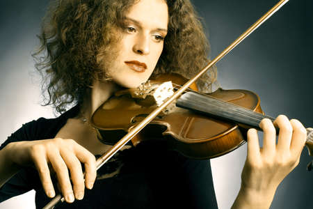 violin player: Violin player violinist orchestra musician classical musical instrument