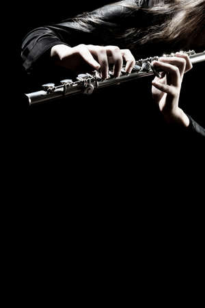 Flute music flutist musical instruments playing