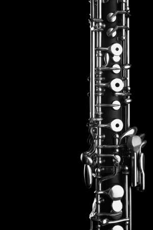 Orchestra musical instruments - oboe