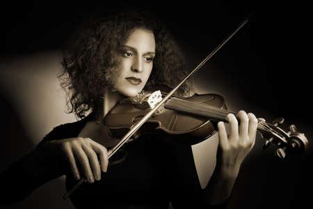violin player: Violin player violinist Orchestra music instrument playing
