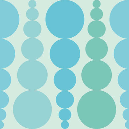rounds: Abstract seamless background with colorful rounds. Blue background. Illustration