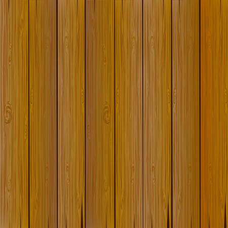 tack: Wood brown texture. Wooden background old panels. Vector illustration Illustration
