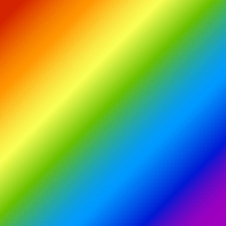Rainbow vector abstract blurred background.