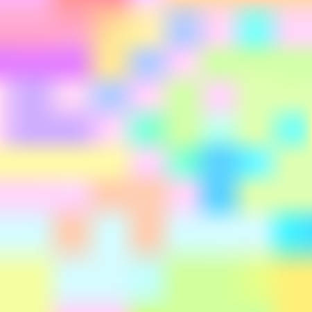 rainbow colors: Colorful de-focused abstract blur background. Vector illustration