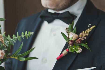 lapel: Decorations for men.