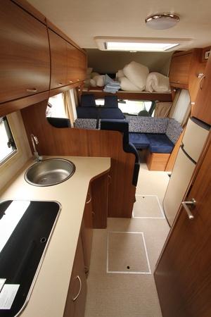 budgets: Inside Caravan