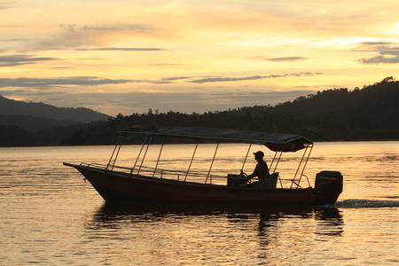 pahang: Crusing National Park Stock Photo
