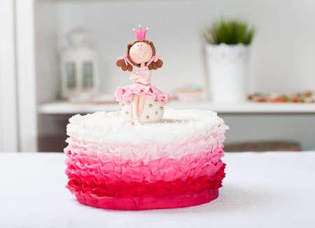 cake princess photo