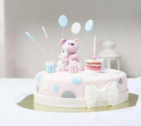 Cake bear photo