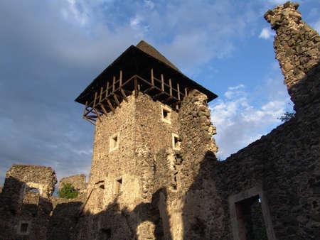 Nevytsky Castle, Uzhgorod