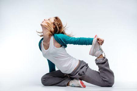 danza moderna: Adolescente bailando hip-hop Melodies