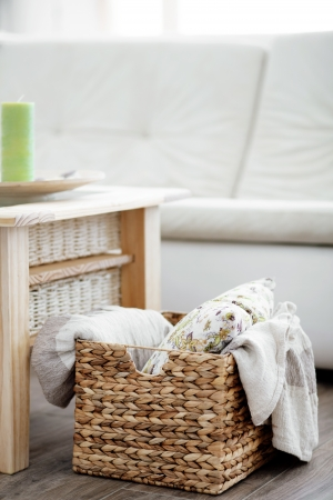 Details of modern cozy interior Stock Photo - 21591673