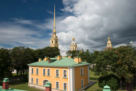 Peter and Paul Cathedral is justly regarded one of the main attractions of Peter and Paul Fortress. It was built in 1712–1733 as the main cathedral of St Petersburg, new capital of the Russian Empire.