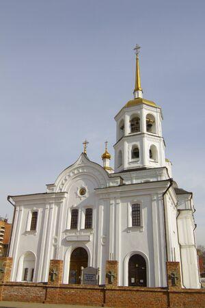 Harlampievsky Michael the Archangel Church Stock Photo - 18310957