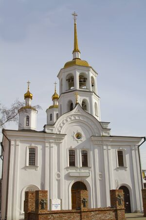 Harlampievsky Michael the Archangel Church Stock Photo - 18310960