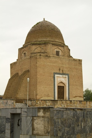 samarkand: Rukhabad Mausoleum in Samarkand