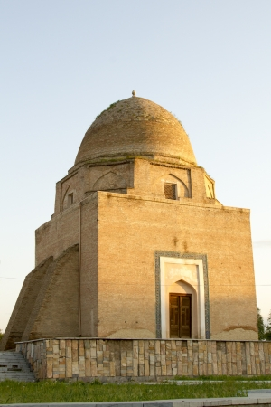 Rukhabad Mausoleum in Samarkand photo
