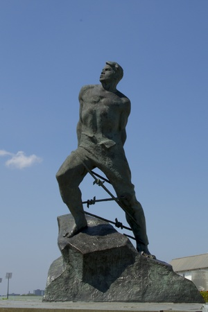 kazan: Monument Musa Jalil in Kazan