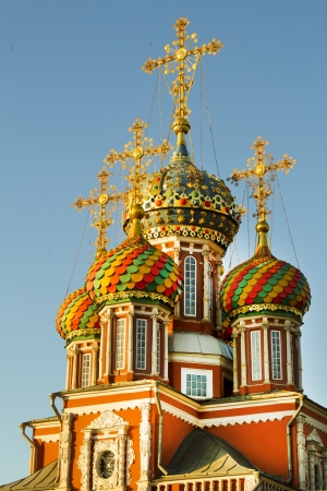 Cathedral of the Blessed Virgin in the city of Nizhny Novgorod photo