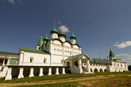 nizhny novgorod: Pechersky Ascension Monastery in Nizhny Novgorod