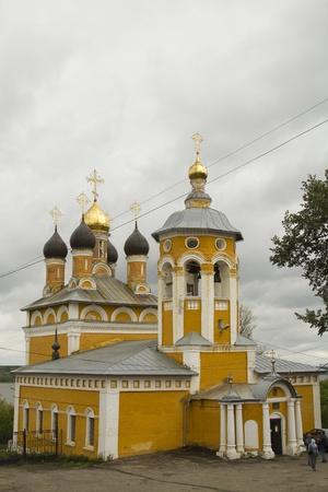 Temple Nicola-Naberezhnyj in Murom photo