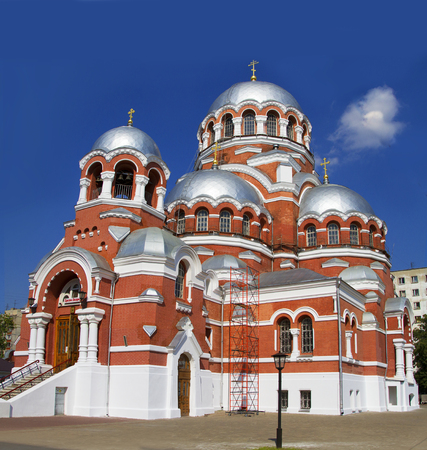 Spaso-Preobrazhensky Cathedral in the city of Nizhny Novgorod photo