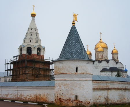 Territory Mozhayskiy Luzhetsky Nativity of the Virgin Ferapontov Monastery  photo