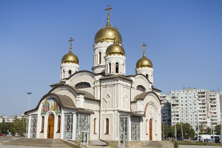 Templo en honor de la Anunciaci�n en Samara