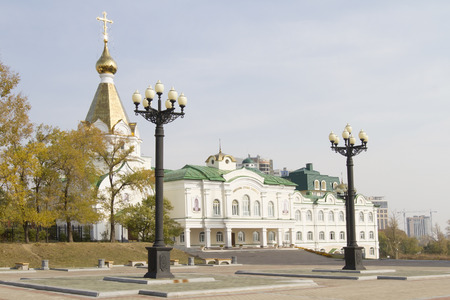 theological: Khabarovsk Theological Seminary