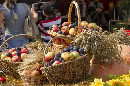 canastas con frutas: Canastas de frutas