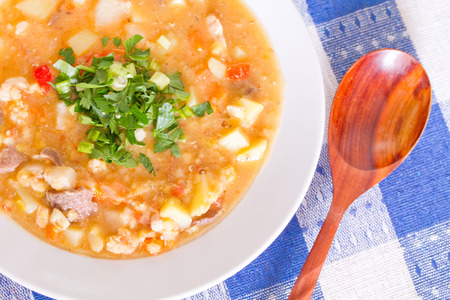 National Argentine meal of lentils