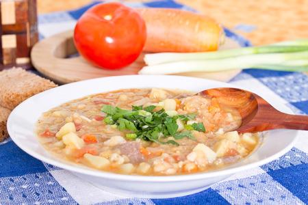 argentine: National Argentine meal of lentils