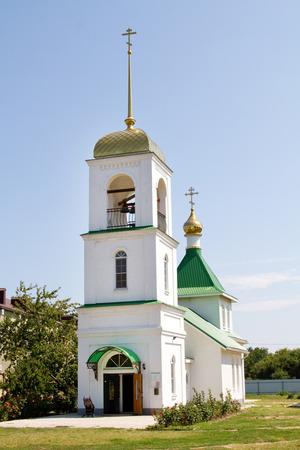 cossacks: Orthodox church in Kuchugury