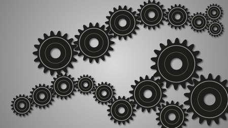 gearwheels: gearwheels