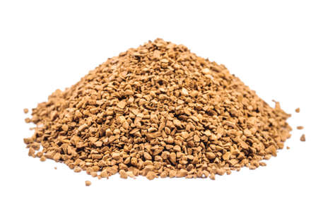 freeze dried: A bunch of natural soluble freeze dried coffee