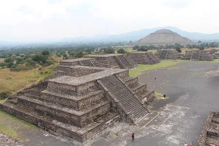 Teotihuac?n ruins IV, Mexico