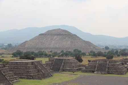 Teotihuac?n Ruins III, Mexico