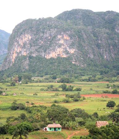 Viales Valley landscape , Cuba