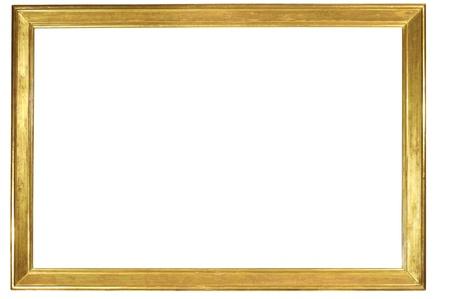 gold frames: Gold frame