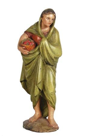 nativity figurines photo