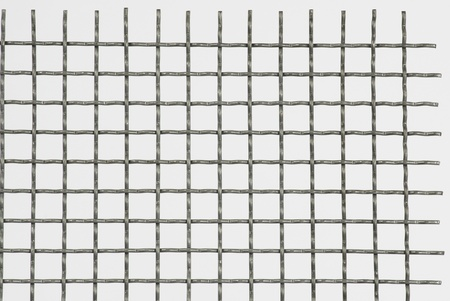 grid background: wire mesh