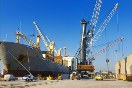 bonsoir: port