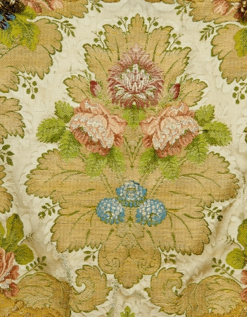 ancient fabric Stock Photo - 15800480